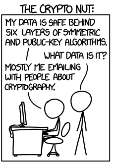 From xkcd 1269 Privacy Opinions - the crypto nut