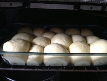 Rolls after rising